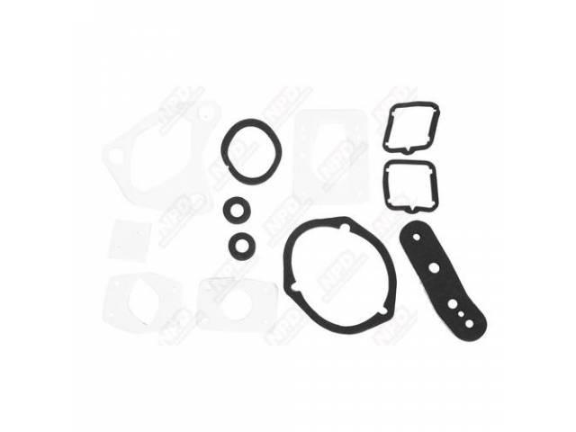 Firewall Gasket Kit, Foam Gaskets To Mount All