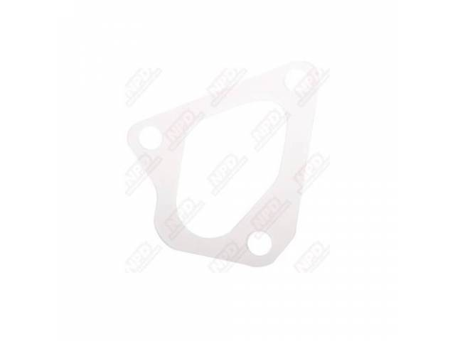 Gasket, Steering Column, White Foam