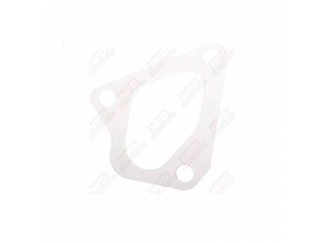 Gasket Steering Column White Foam