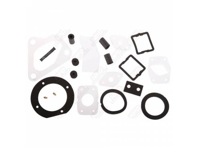 Firewall Gasket Kit Foam Gaskets To Mount All