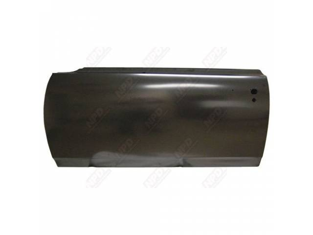 Shell Door Inner Structure And Outer Skin Lh