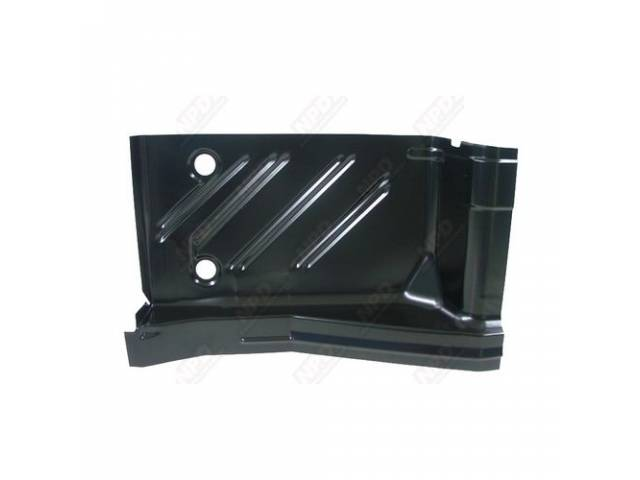 Floor Pan, Rear Section, Lh, Edp Coated, Oe