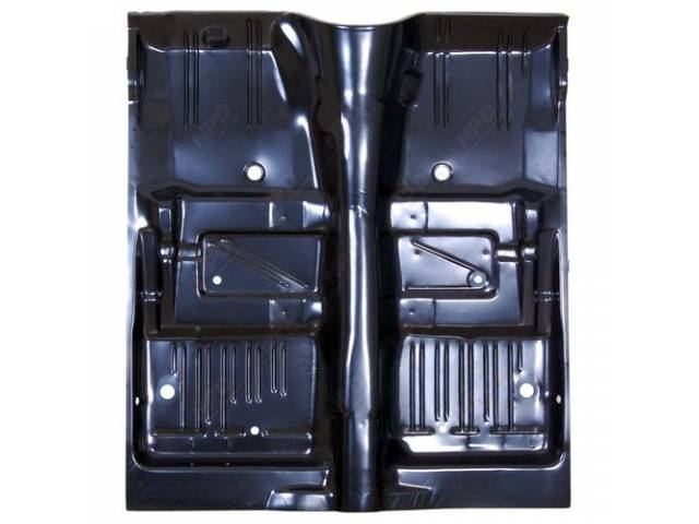 Floor Pan, Complete Front, Oe Style, Incl Transmission