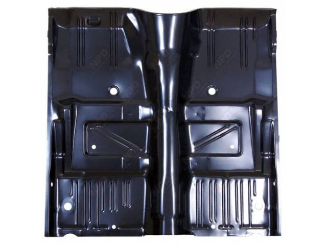 Floor Pan Complete Front Oe Style Incl Transmission