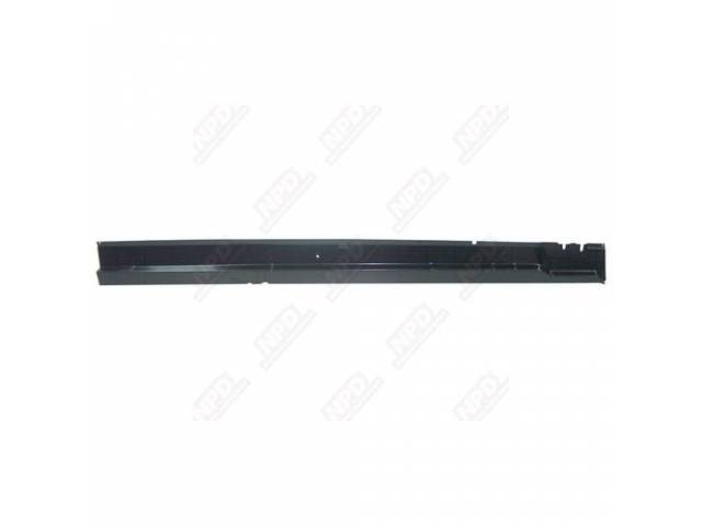 Rocker Panel Inner Lh Edp Coated Repro