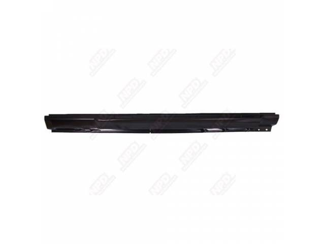 Rocker Panel, Outer, Oe Style, Rh, Edp Coated,