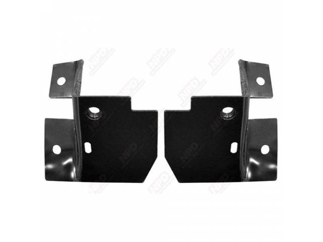 Bracket, Front Inner Wheelhouse, Pair, Repro