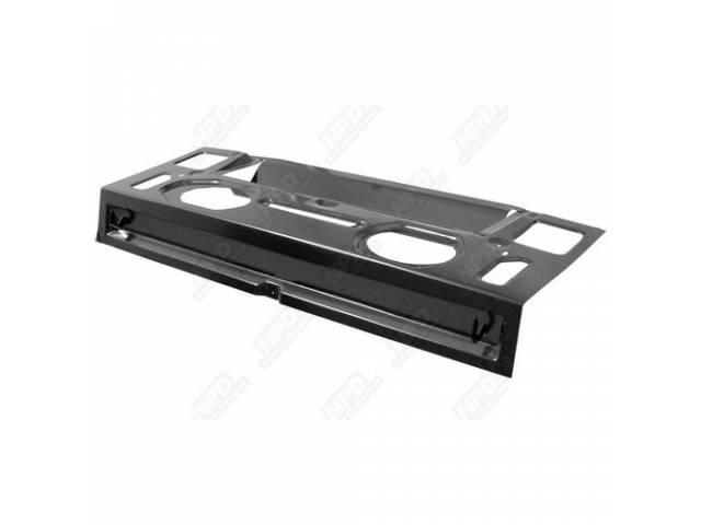 Repair Panel, Package Tray / Speaker, Edp Coated,