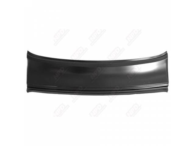 Repair Panel Rear Deck Filler Edp Coated Repro
