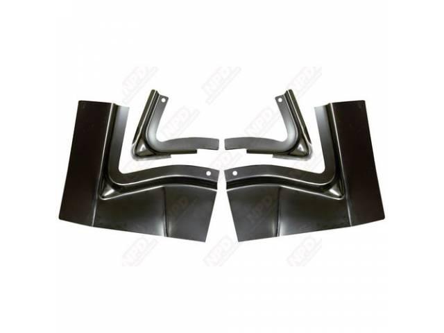 Patch Panel Set, Rear Deck Filler, Incl Inners