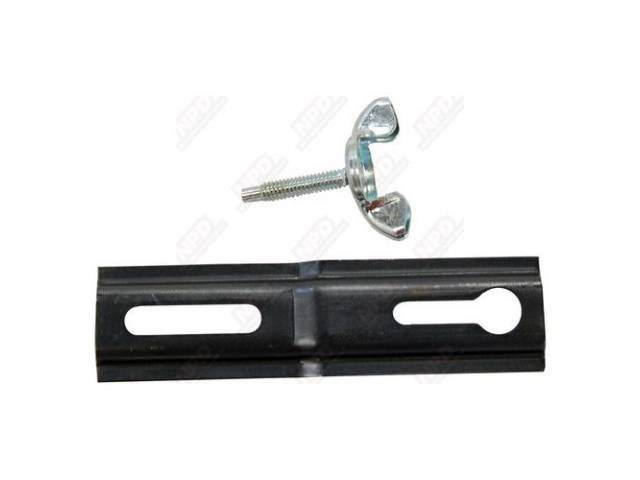 Bracket Jack Hold Down Incl Wingnut Edp Coated