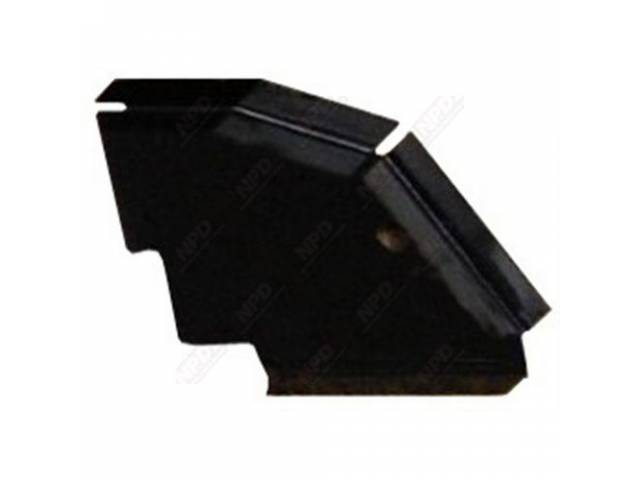 EXTENSIONS REAR CROSSMEMBER RH EDP COATED OE STYLE