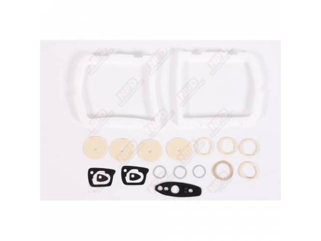 Paint Gasket Kit Gaskets For Mirrors Side Markers