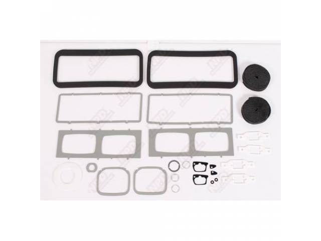 Gasket Kit, Replace Gaskets After Painting, Includes All