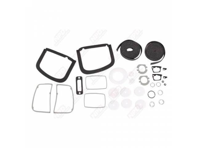Gasket Kit Replace Gaskets After Painting Includes All