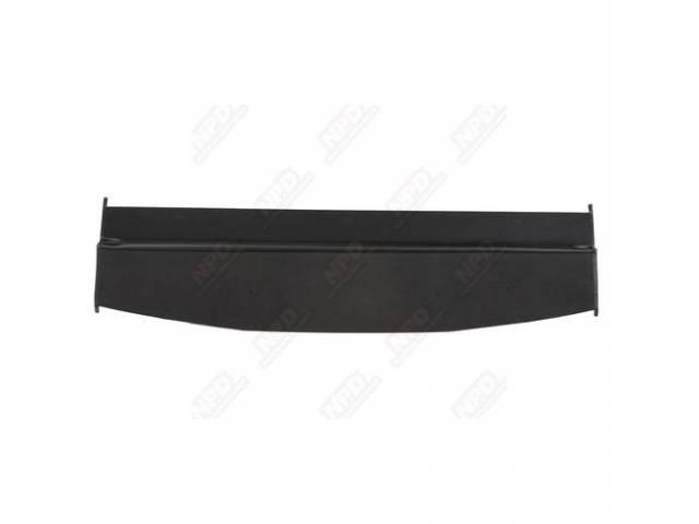 Package Tray / Speaker Shelf