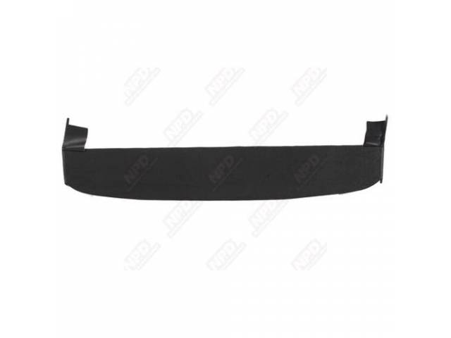 Package Tray / Speaker Shelf 66-67 Dodge And