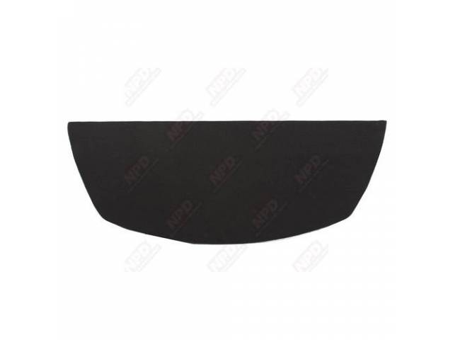 Package Tray, Black