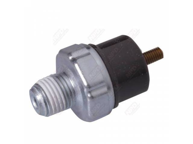 Oil Pressure Sending Unit Threaded Top