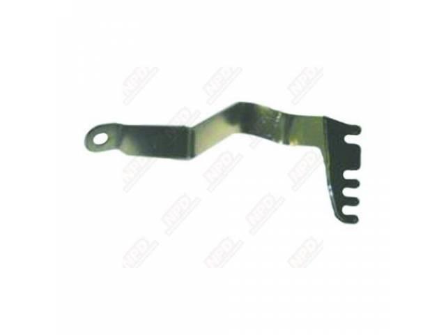 Retainer / Bracket, Spark Plug Wire, Correct Gauge