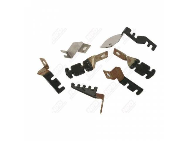 Ignition Wire Bracket Kit