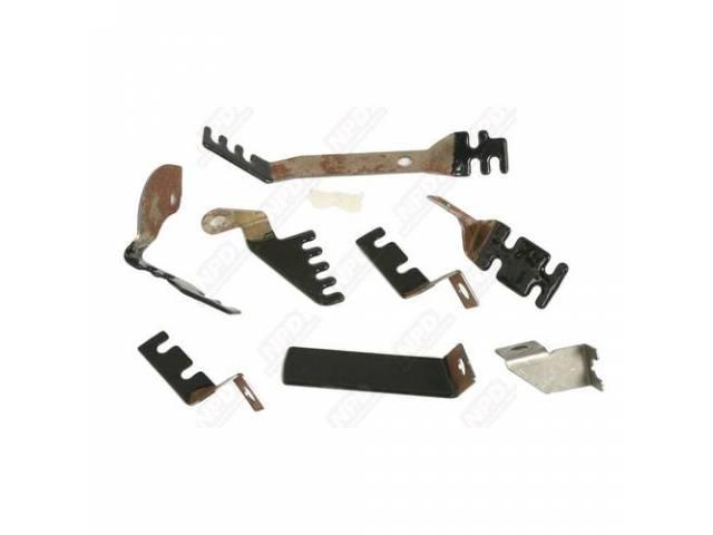 Ingintion Wire Bracket Kit Complete