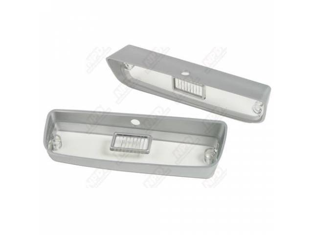 Lens Set Parking / Turn Signal Light Pair