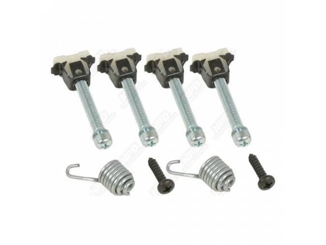 Head Light Adjuster Kit With Four Head Light