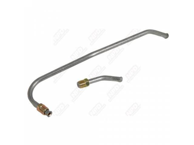 Fuel Line Pack Lower 340 Six Pack