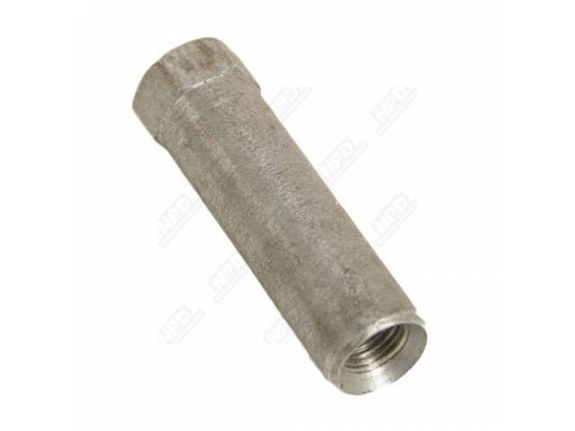 Sleeve Nut, Exhaust Manifold, Short Style, Correct 3/8