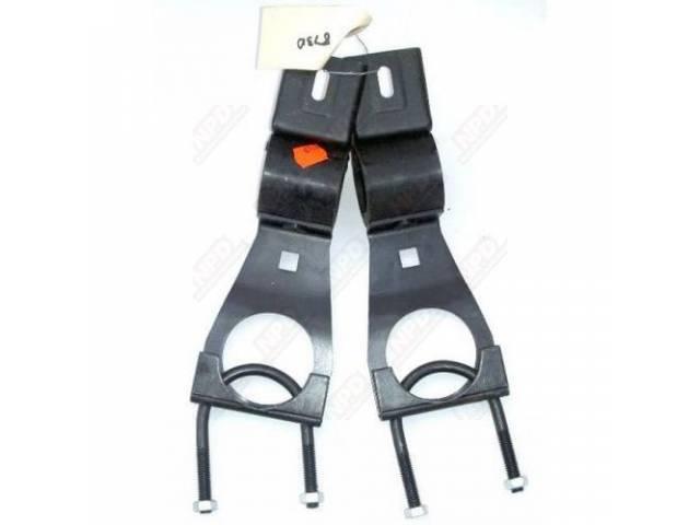 Muffler Hanger Bracket Double Strap Style Muffler Hanger