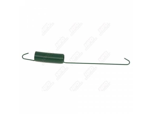 Spring Throttle Return Correct 33 Coil Green Spring