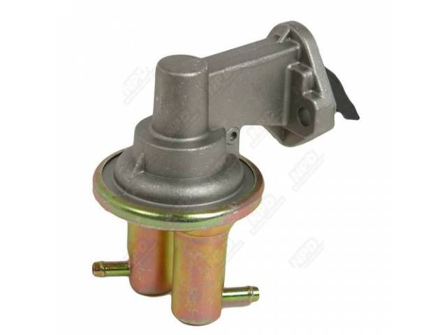 Fuel Pump Replacement Carter Pump B Or Rb