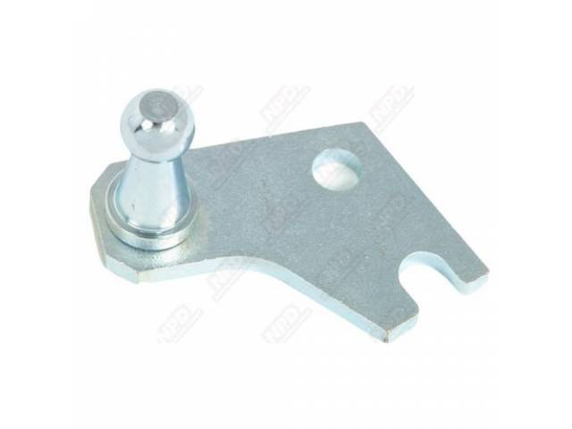 Bracket, Clutch Bell Crank Bell Housing Ball Stud,