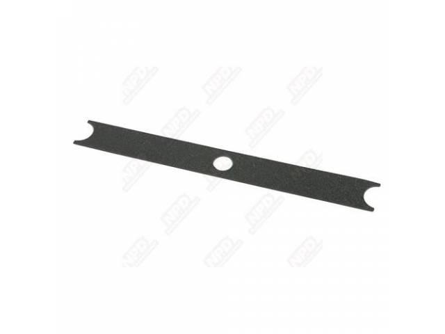 Plate / Insert Shifter Slider Black Repro
