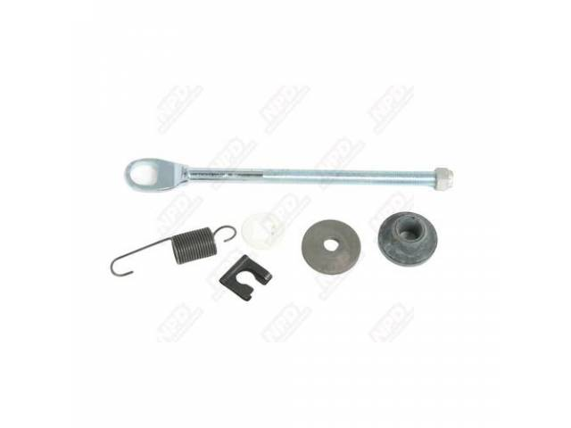 Service Kit Clutch Release Rod Straight Adjusting Rod