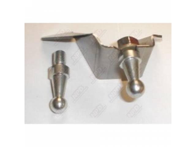 Bracket Kit, Clutch Bell Crank Frame, Incl Frame