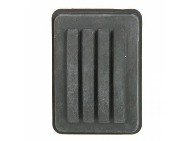 Brake Pedal Pad Parking