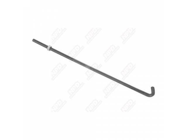 Hook Parking Brake Long Threaded Hook Use With