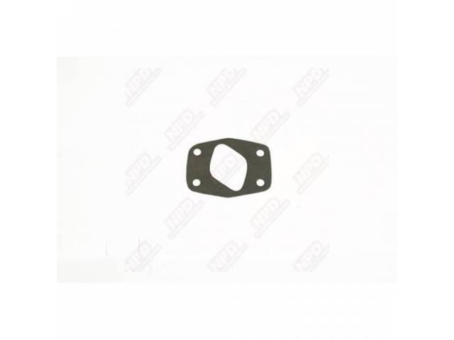 Brake Booster Plate Gasket