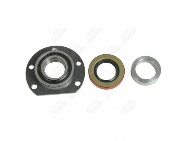 Rear Axle Bearing Green 8 3/4 Inch And