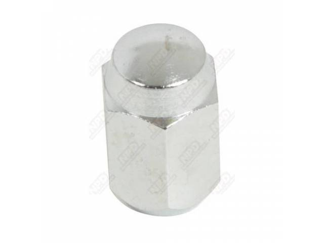 Lug Nuts 1/2 Inch Right Hand Thread Domed