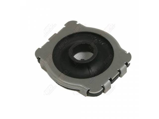 Seal Steering Coupler Black Rubber Incl Steel Retainer