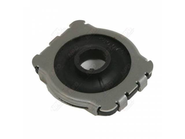 Seal, Steering Coupler, Black, Rubber, Incl Stainless Steel