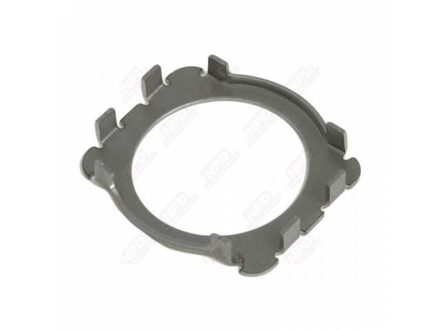Retainer, Steering Coupler Seal, Steel, Repro