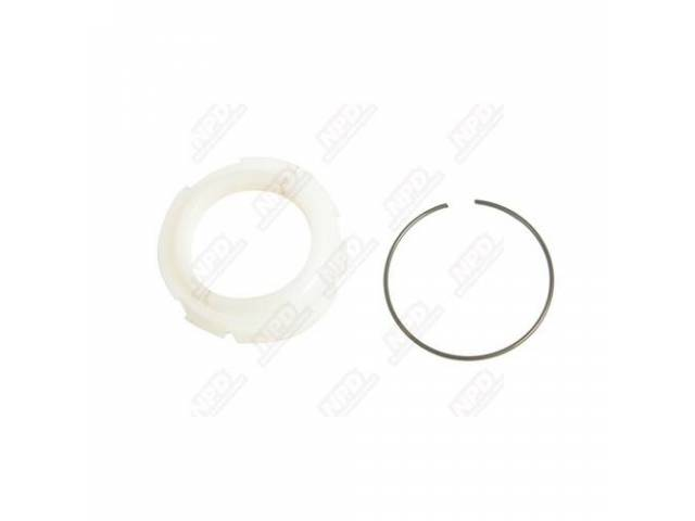 Retainer Lower Steering Column Seal White Split Design
