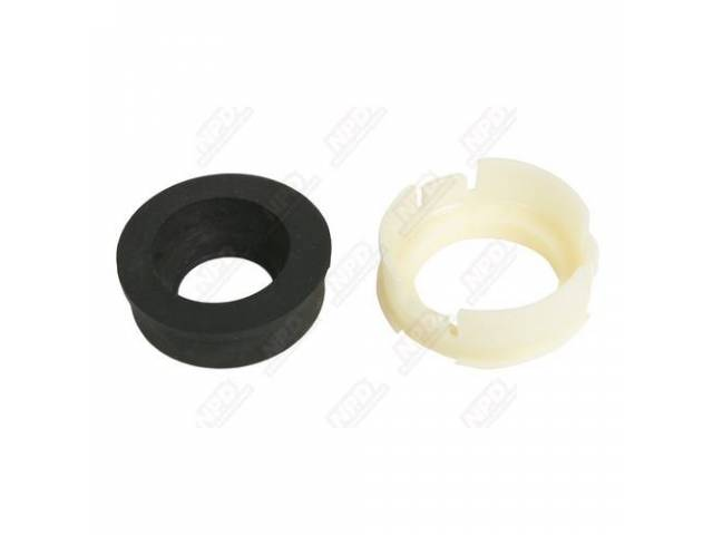 Retainer Lower Steering Column Seal White Non Split