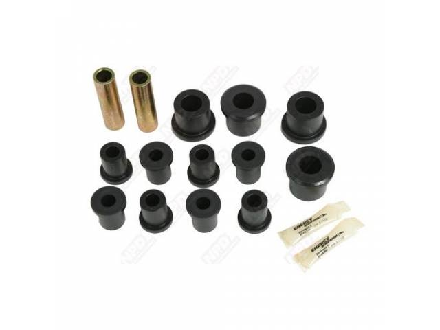 Rear Leaf Spring Bushing Kit Polyurethane 440 Cid