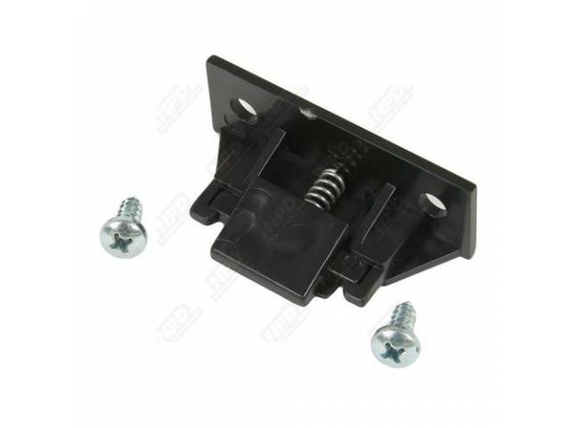 Spring Wedge, Hood, Incl Mounting Screws, Repro, This