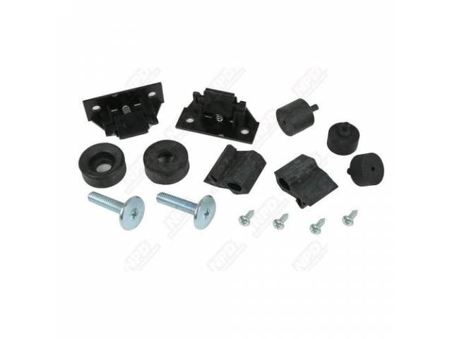 Bumper Kit, Hood, Incl Side Bumper, Hood Adjustment
